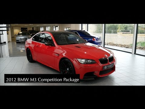 BMW E92 M3 Competition - Interior and Exterior Walkaround