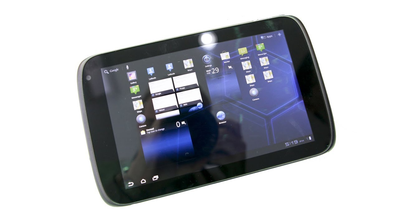 ZTE Light Tab V9C (Judao) Tablet USB Windows 7