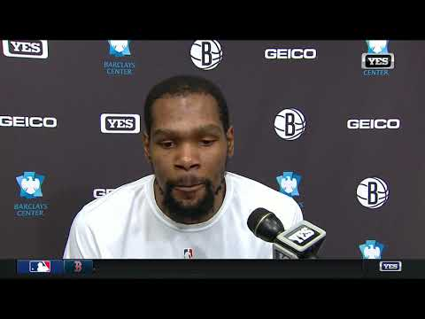 Kevin Durant drops 42 points as Nets win 3rd straight