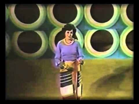 #002  Yin Nar Dal  by L Khun Yee on MRTV 1981