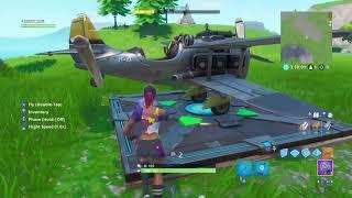 How to glitch to spawn island in fortnite season x!!!