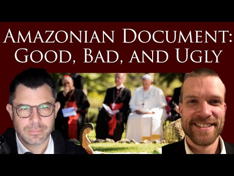 Pope Francis's New Amazonian Doc: Good Bad and Ugly