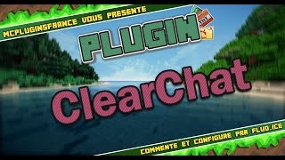 [FR] Minecraft Plugin Bukkit - ClearChat - Vider le chat !