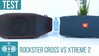 Bluetooth-Speaker im Vergleich - Teufel Rockster Cross vs JBL Xtreme 2