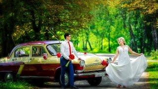 Красивый свадебный клип Таисии и Максима