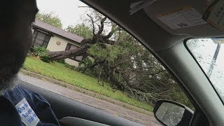 WHAT HURRICANE HARVEY DID TO OUR TOWN.