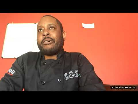 Traditional food is prized food, featuring Itayi Duve (Secret Dinners Zim) and Chef Takura