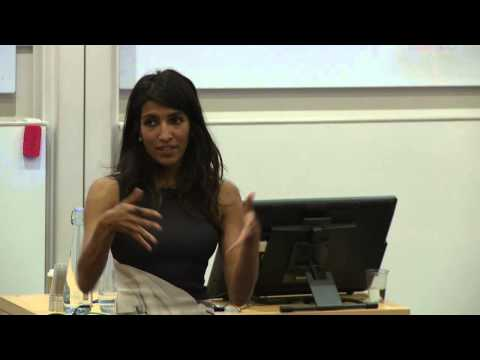SVCO - Leila Janah - Reimagining Relief: Social Justice in the Tech Age