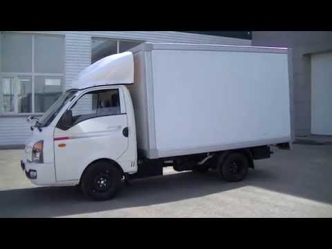 Hyundai Porter (Хундай Портер) 2 II 2014