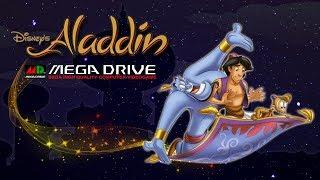 Disney's Aladdin - Mega Drive