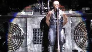 Rammstein - Wollt Ihr Das Bett in Flammen Sehen Live iMPACT FESTIVAL 04.06.2013 FULL HD