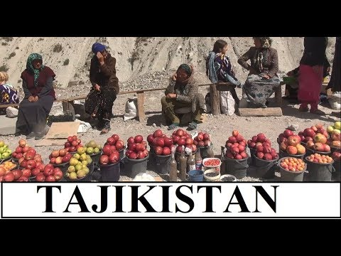 Tajikistan Right through