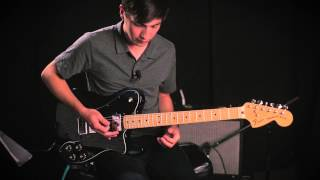 "COS Electric Guitar Lead Tutorial for ""We are the Free"" by Matt Redman"