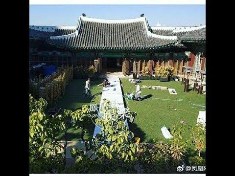 Songsong couple wedding 😀 Final preparations Shilla Hotel South Korea 😀 Thé Big Day 31 October
