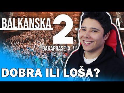 BAKAPRASE X LAZIC - BALKANSKA SCENA 2 (REAKCIJA)