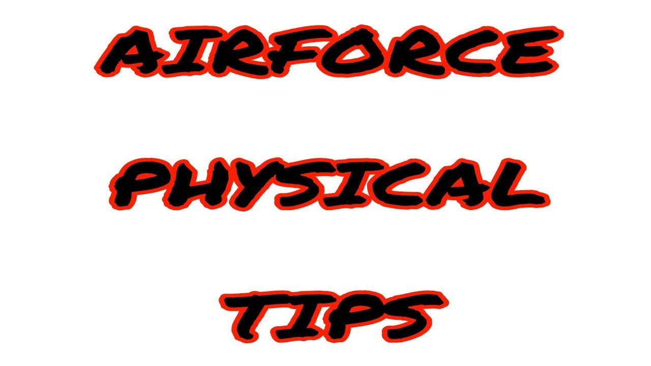 Air force group x y physical exam preparation youtube air force group x y physical exam preparation nvjuhfo Choice Image