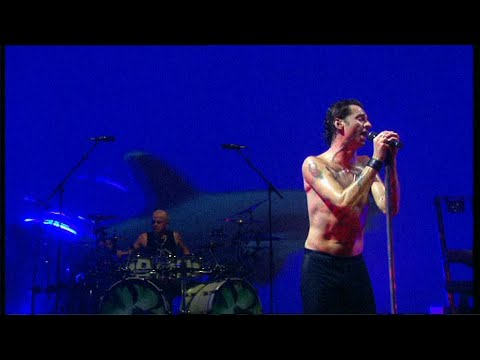 Depeche Mode In Your Room Live In Paris 2001 Youtube