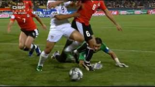FIFA Confederations Cup 2009 - USA 3-0 Egypt - [Highest Quality]