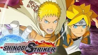 Naruto to Boruto Shinobi Striker Прохождение на русском ► НОВАЯ ИГРА ПРО БОРУТО И НАРУТО!