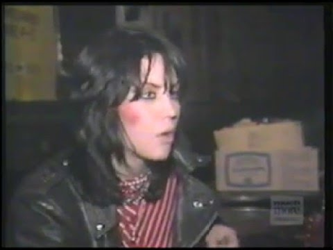 Joan Jett and the Blackhearts New Music Interview