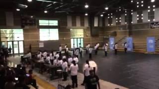 El Sereno Middle School Drumline 2016