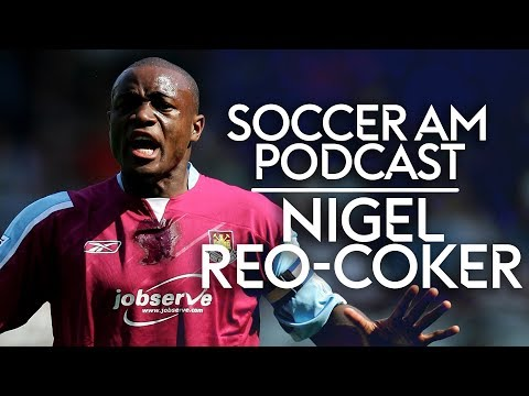 Nigel Reo-Coker | Losing the FA Cup to Liverpool & irritating Victoria Beckham | Soccer AM Podcast