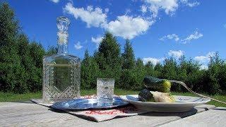 Как приготовить ароматизированную водку в домашних условиях ? Третья перегонка !