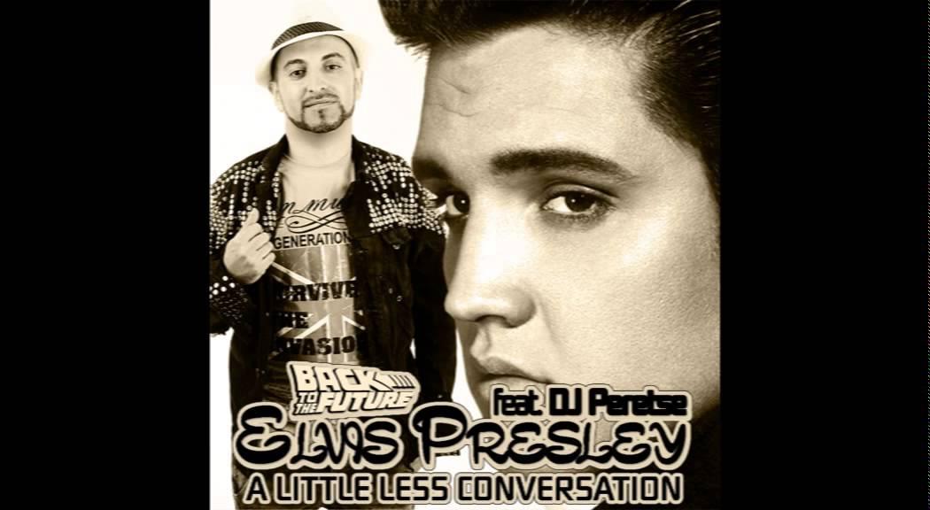 Lyric a little less conversation elvis presley lyrics : Elvis Presley feat. DJ Peretse - A Little Less Conversation - YouTube