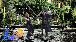 Final Fantasy - Stop Motion
