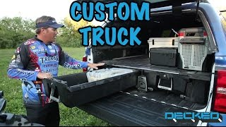 Customize Your Truck With A Decked System - How To Organize Your Truck