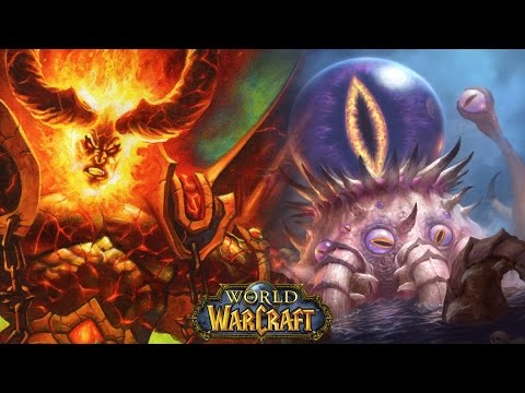 The FULL Reason Why The Old Gods Wanted Sargeras to Come to Azeroth (Old Lore)