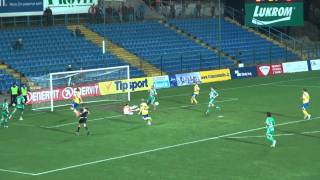 FC TESCOMA ZLÍN - FC BOHEMIANS PRAHA 3:0 (2:0)