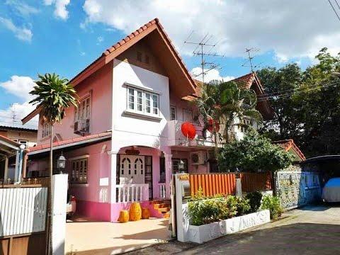 บ้านเช่ารามอินทรา40 บ้านเช่าราคาถูก บ้านน่าอยู่ จอดรถในบ้านได้ 3 คัน