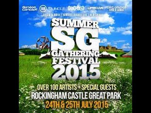 SUMMER GATHERING 2015 MC RATLA & DAZZLER DJ RIPPER