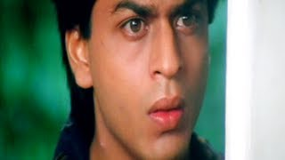 Yeh Lamhe Judaai Ke - Part 6 Of 10 - Shah Rukh Khan - Raveena Tandon - Superhit Bollywood Movies