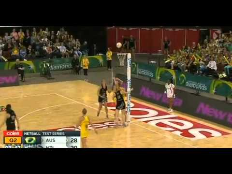 Silver Ferns vs Australia Diamonds 3rd Test Highlights (4/10/2013) Constellation Cup