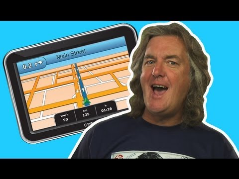 How Does Sat Nav Work | James May