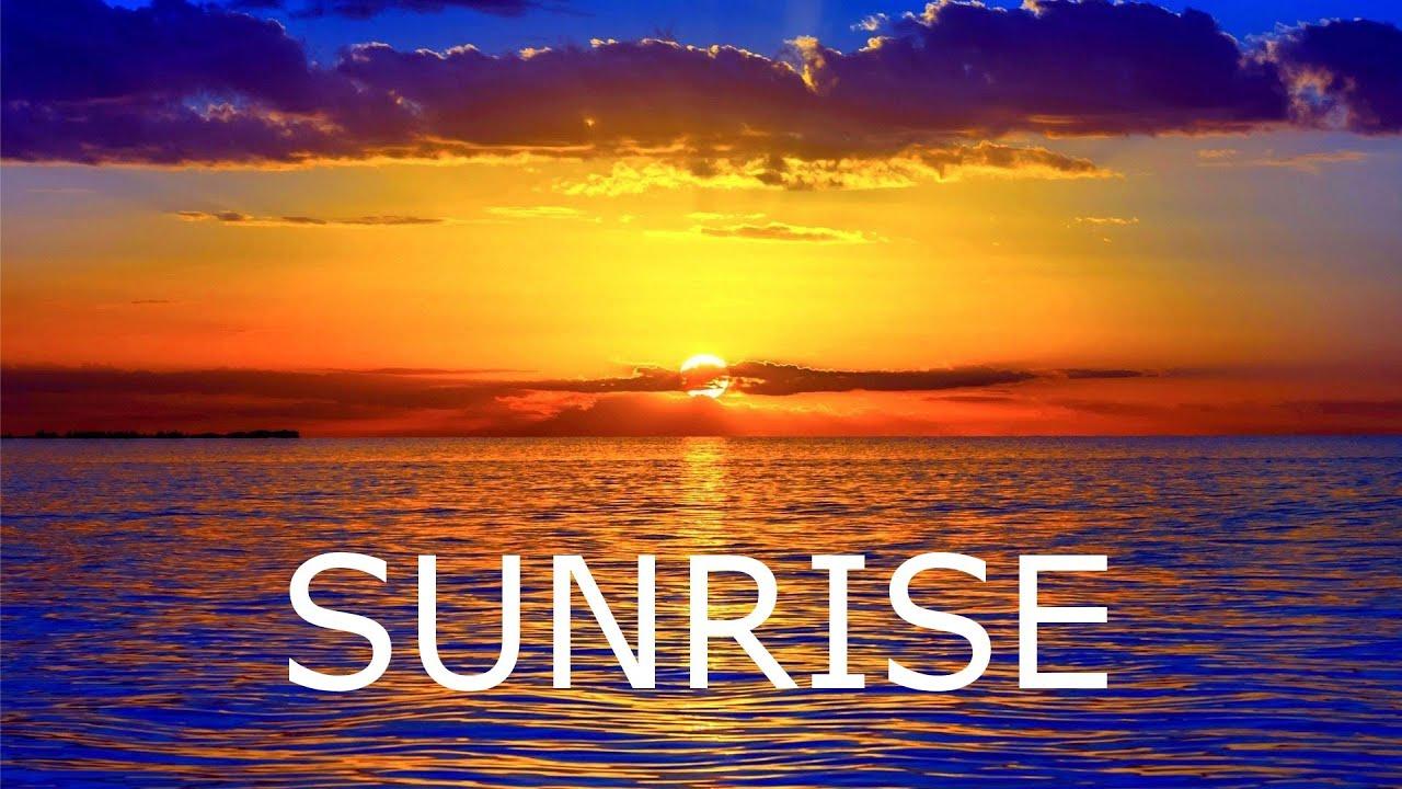 sunrise pictures captions - 1280×720