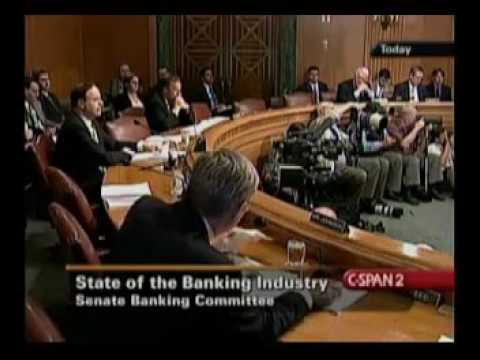 The State of the Banking Industry: Regulation, Competition, Interest Rates (2004)