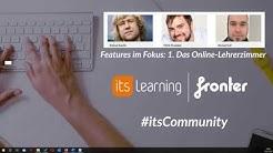 Community-Webinar Features im Fokus: 1. Das Online-Lehrerzimmer
