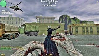 Counter-Strike: Zombie Escape Mod - ze_Destruccion_Final