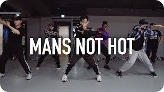 Mans Not Hot - BIG SHAQ / Koosung Jung Choreography