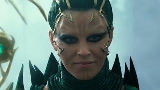New Power Rangers Trailer Reveals First Footage of Elizabeth Banks & Bryan Cranston
