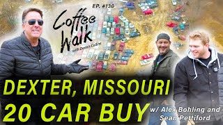 EPIC 20 CAR BUY IN DEXTER, MISSOURI!!