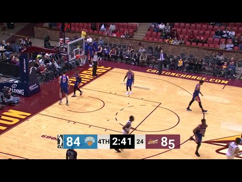 Marcus Thornton (27 points) Highlights vs. Westchester Knicks
