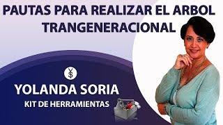 PAUTAS PARA REALIZAR EL ARBOL TRANGENERACIONAL EN BIODESCODIFICACION por Yolanda Soria