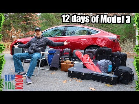 Tons of Storage! - 12 days of Model 3!