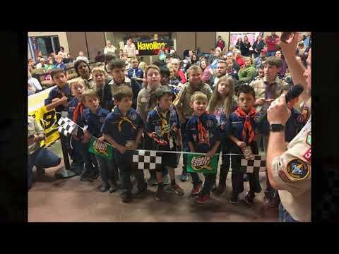 Pinewood Derby 2018