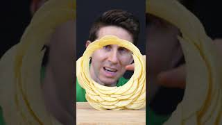 Stacking Pringles In a Circle