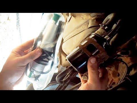 Mercedes w202 Мерседес не заводится! Топливный насос сломан? Ч-1 AutoDogTV дырявыймерс 2017 #3